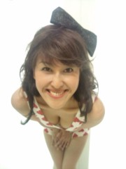 岡本夏生 公式ブログ/56祝!一週間経過禁断のセクシーショットでお祝いよ 画像1