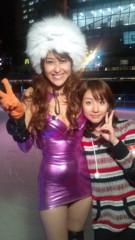 岡本夏生 公式ブログ/アイススケートリンクで大好きなみな実ちゃんと(爆) 画像3