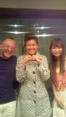 岡本夏生 公式ブログ/山田五郎さん&中川翔子ちゃん初登場だっちゅーの( 嬉しいY) 画像1