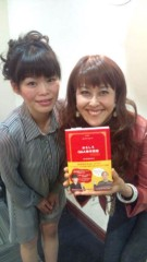 岡本夏生 公式ブログ/皆さんのお陰で「5 時に夢中」に食い込みましたよ。 画像1
