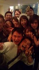 岡本夏生 公式ブログ/みな実ちゃんと立花胡桃ちゃんと頼朝社長だっちゅーの(爆) 画像1