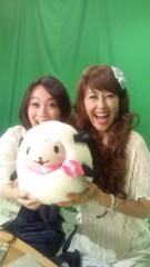 岡本夏生 公式ブログ/木佐彩子さんとNHK 「ワンセグランチボックス」の巻 画像2