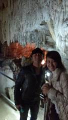 岡本夏生 公式ブログ/石垣島の鍾乳洞からこにゃにゃちわ〜 画像2