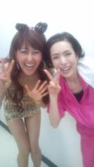岡本夏生 公式ブログ/ナントォー「メレンゲの気持ち」に食い込みましたぁーの巻 画像1