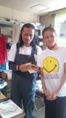 岡本夏生 公式ブログ/明友館に義援金30 万円を手渡しして来ました。 画像3