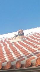 岡本夏生 公式ブログ/屋根にシーサーの巻 画像3