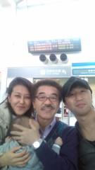 岡本夏生 公式ブログ/元世界チャンピオンと元レースクィンの珍道中おしまいだよ 画像3