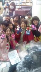岡本夏生 公式ブログ/明友館の住所、ラストスパート物資のご協力を宜しくお願い致しま 画像1