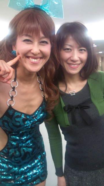 岡本夏生さんと高田万由子