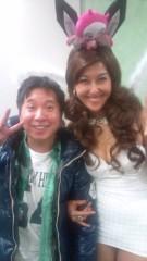 岡本夏生 公式ブログ/2011年1発目は爆笑問題さんとあけおめだっちゅーの 画像3