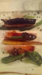 岡本夏生 公式ブログ/撮影オールスタッフとスパキュージーヌ料理ナーウ 画像3
