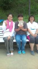 岡本夏生 公式ブログ/物資の中に入っていた義援金34000 円+36000 円=70000 円の巻 画像1