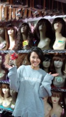 岡本夏生 公式ブログ/敬老の日に生首全員集合ですからぁ〜!(爆) 画像1