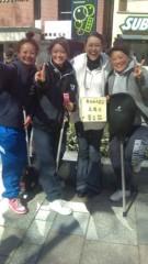 岡本夏生 公式ブログ/表参道参道につきました。 画像1