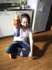 岡本夏生 公式ブログ/【KINCHO】ゴキブリがいなくなるスプレーのコマーシャル決 画像1