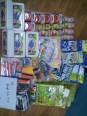 岡本夏生 公式ブログ/5日持ち込み物資の写真パート1 です。 画像2