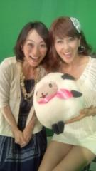 岡本夏生 公式ブログ/木佐彩子さんとNHK 「ワンセグランチボックス」の巻 画像1
