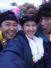 岡本夏生 公式ブログ/TBS【サンジャポ】&夜7時からはフジテレビ【逃走中!】を見 画像2