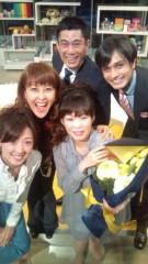 岡本夏生 公式ブログ/皆さんのお陰で「5 時に夢中」に食い込みましたよ。 画像2