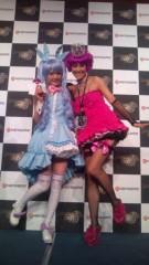 岡本夏生 公式ブログ/道重さゆみちゃんと『ハロリ』の役でガチンコ!対決の巻( 爆) 画像2