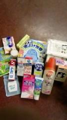 岡本夏生 公式ブログ/テント村の礼子さんから皆さんへ感謝とお礼のメールが届きました 画像1