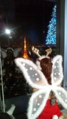 岡本夏生 公式ブログ/六本木ヒルズから見たクリスマスの夜景を大好きなみな実ちゃんと 画像1