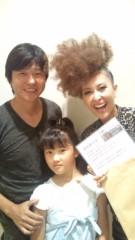 岡本夏生 公式ブログ/『大丸心斎橋店』のトークショーで勇気ある少6 の女の子との出逢 画像3