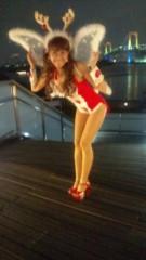 岡本夏生 公式ブログ/2010年メリクリ〜おはようぶっこきマンボー(爆) 画像3