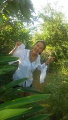 岡本夏生 公式ブログ/バリ島のウブドもびっくり緑の妖精の巻(爆) 画像1