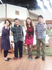 岡本夏生 公式ブログ/がっちりマンデー&5時に夢中!の巻 画像1