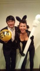 岡本夏生 公式ブログ/武田修宏さんとフマキラー花粉鼻でブロックの巻 画像2