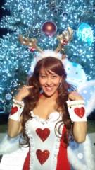 岡本夏生 公式ブログ/祝!クリスマスイブの夜に、てぃーンカーベルとお祝いだよ〜 画像3