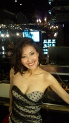 岡本夏生 公式ブログ/六本木ディスコ『MAHARAJA 』でバブル岡本46 歳のバースデーイベ 画像3