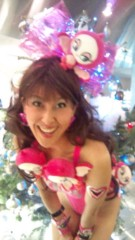 岡本夏生 公式ブログ/ハイレグとナニテイまみれの巻 画像1