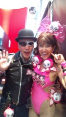 岡本夏生 公式ブログ/テリー伊藤さん61 回目のお誕生日おめでとうございまーす(^o^) 画像2