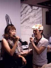 岡本夏生 公式ブログ/記念すべき第10 回の節目の募金活動にグリ友の山咲トオルちゃん 画像3