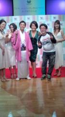 岡本夏生 公式ブログ/ワコールさんと美ストーリーさんのおっぱい美魔女 画像2