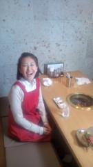 岡本夏生 公式ブログ/今後の物資は明友館の千葉さん宛てに…岡本夏生の名前も伝票に書 画像3