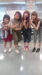 岡本夏生 公式ブログ/今日の『サンジャポ』は太田光代社長のお店とあやまんJAPAN 画像3