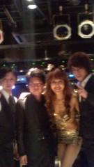 岡本夏生 公式ブログ/マハラジャの夜を支えてくれたイケメン達と… 画像1