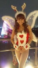 岡本夏生 公式ブログ/2010年メリクリ〜おはようぶっこきマンボー(爆) 画像1