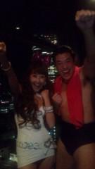 岡本夏生 公式ブログ/おかまんジャパンVS あやまんJAPAN秘密のお誕生日会に乱入 画像1
