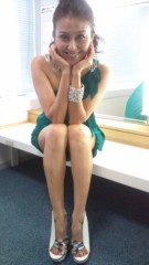 岡本夏生 公式ブログ/2月1日発売女性自身カラー7 ページ沖縄島スパ巡りの告知だよん〜 画像2