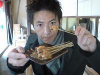 保阪尚希 公式ブログ/あぶり餅。 画像2