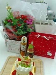大出佐智子 公式ブログ/on my birthday! 画像1