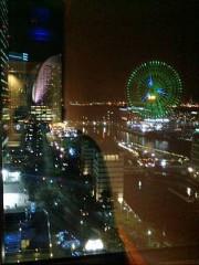 大出佐智子 公式ブログ/yokohama night 画像1