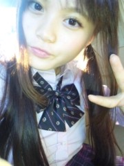 冨田麻友 公式ブログ/美少女時計 画像1