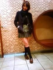 守永真彩 公式ブログ/制服 画像1