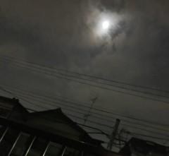 中川結加里 公式ブログ/お月見 画像1