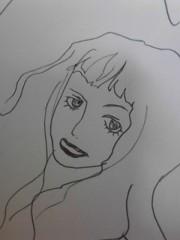 緒方愛 公式ブログ/落書き 画像1
